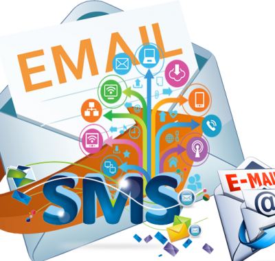 sms and email maketing