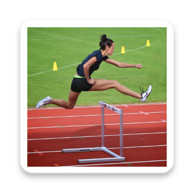 Hurdles Bolt Game