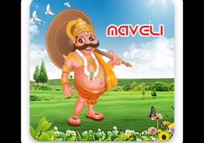 Maveli Onam Game Logo